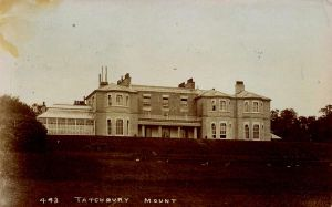 Tatchbury Mount Psychiatric Hospital by Hebbybobdige