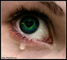 Tears Shed For You by Imeria