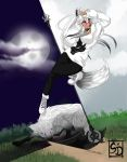 Shiro - Inu of the Black and White by Simple-PhobiaXD