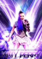 KATY PERRY POSTER 02 by Sinfrid