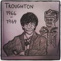 Troughton - Call the Doctor W.I.P by MCASEY92