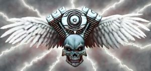 Motorhead in the Sky by ThaHellion