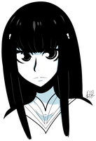Lady Satsuki by DuckyDeathly