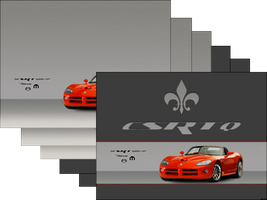 CSRTQ Wallpaper suite Viper by daynite