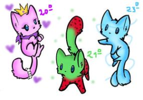 Gatitos Adoptables by MaiPictures