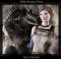 Hidden Romance Option by maqeurious