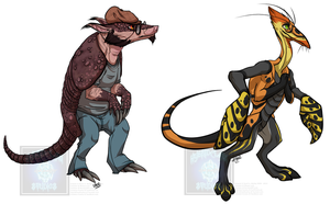 [Cash Auctions] Armadillo and Heron Vesptera ENDED by Linkaton