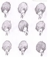 Tetsuya Expressions 2 by bloomacnchez