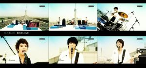 CNBLUE BLUELOVE by BadChemicalGirl