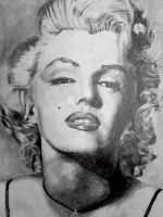 Marilyn Monroe by Lukas-C