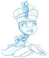 Meloetta P Tied Up
