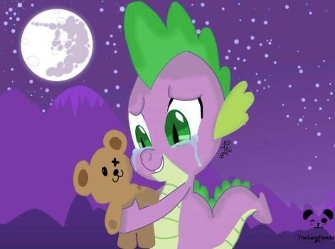 Spike Remember the good times. by TheLazypanda1
