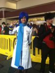Kaito cosplayer by RikaTheAssassin17