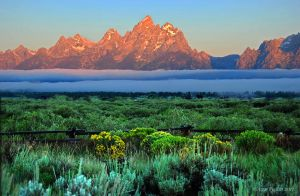 Good Morning Tetons by afugatt