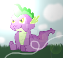 Spike by MilkshakeAngelz