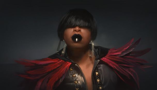 Missy Elliott by Andantonius