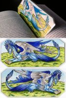Elycian Bookmark by Natoli