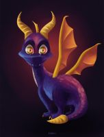 Spyro by Seless