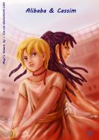 Cassim and Alibaba by cie-cie