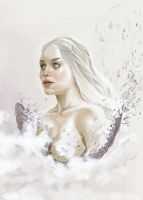 Mother of Dragons by BrandonArseneault