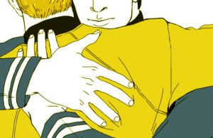 STAR TREK: Kirk And Spock (2) by ttx6666