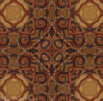 Wawes and Wind pattern  6 by INDRIKoff