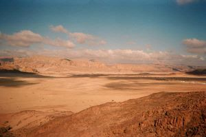Egypt Deserts by cessi75