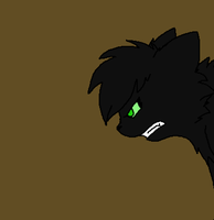 Hollyleaf Attack Animation by sodapoq