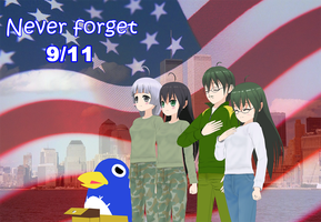 Never Forget by Dragoshi1