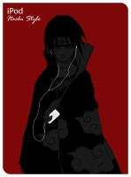 iPod: Itachi by m0nr