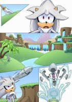 Tails: Silver Landing - Page 1 by shamethedawg