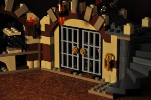 Dungeon Escape (a LEGO stop-motion) by vigshane