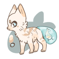 Fishfox Privilege Adopt! SOLD by Magicpawed