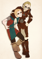 Sisters by 60-Six