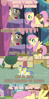 MLP - Haggling by shadesmaclean