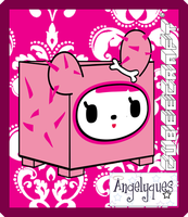Polpettina Cubeecraft by angelyques