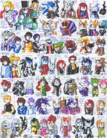 Felt pen doodles 50 by General-RADIX