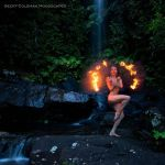 Fire Goddess Sq Crop by moodscapes