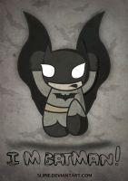 I'm Batman by slipie