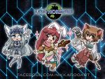 Acrylic Keychains || Log Horizon by nikkaroo