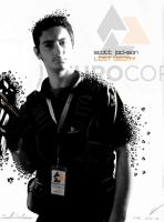 I work for EuroCorp by LostDecay