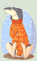 P-ARPG | Dummy in a sweater by indesomniac