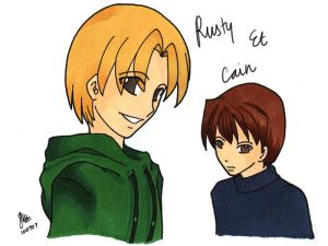 Rusty And Cain