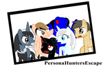(Gift) Group Photo by PersonaHuntersEscape