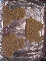 How to Train Your Dragon Cookie Set Cut Dough by B2Squared