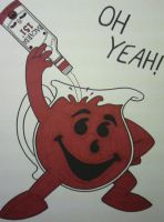Kool Aid Man by dcretch57