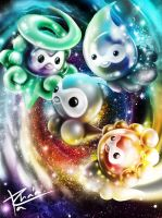 CASTFORM EVOLUTIONS 2. CARD FAN ART by TrachaaArMy
