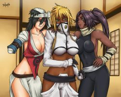 Bleach Girls by Radprofile