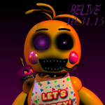 Nightmare Toy Chica| ThrPuppet by PuppetProductions