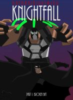 Cam's DCAU Batman/Nightwing Knightfall I by TheScarletMercenary